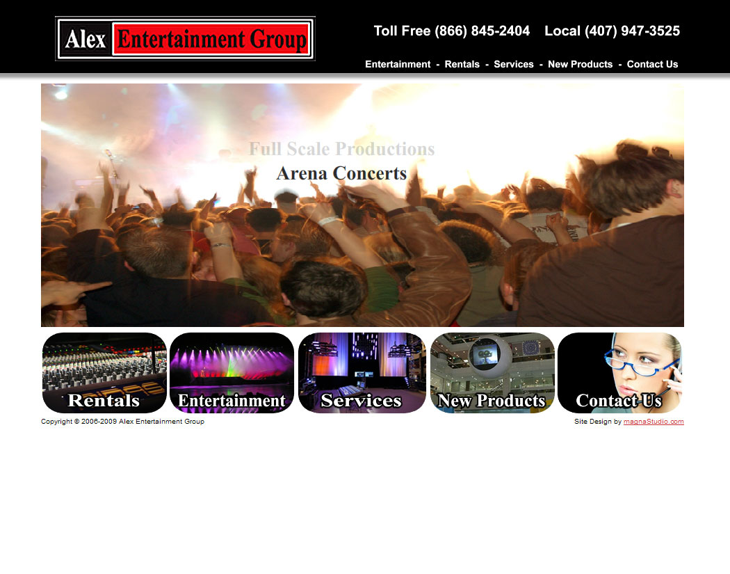 Alex Entertainment Group – AEG Orlando