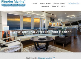 RiteAire Marine Home Page